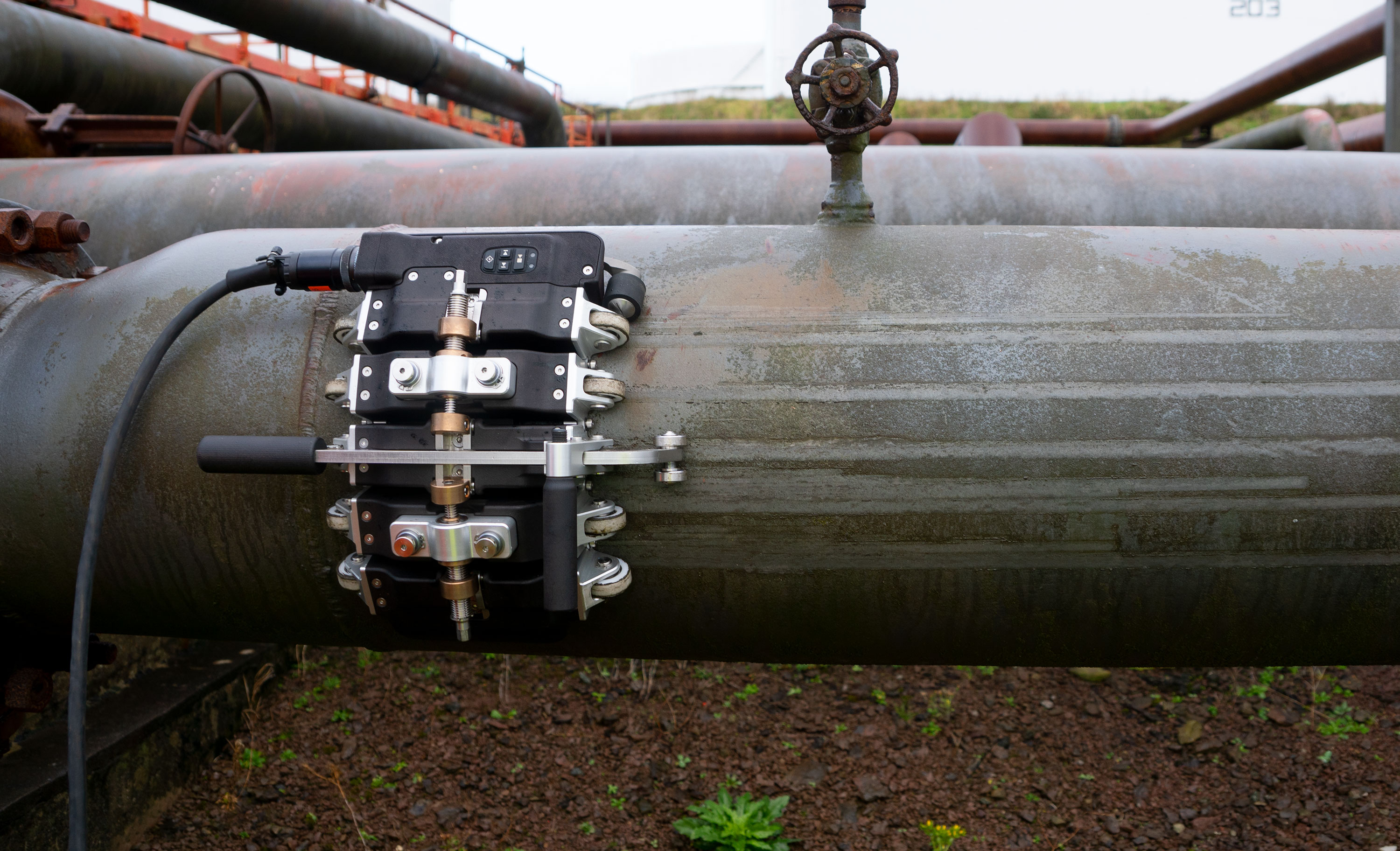 Pipescan HD training image