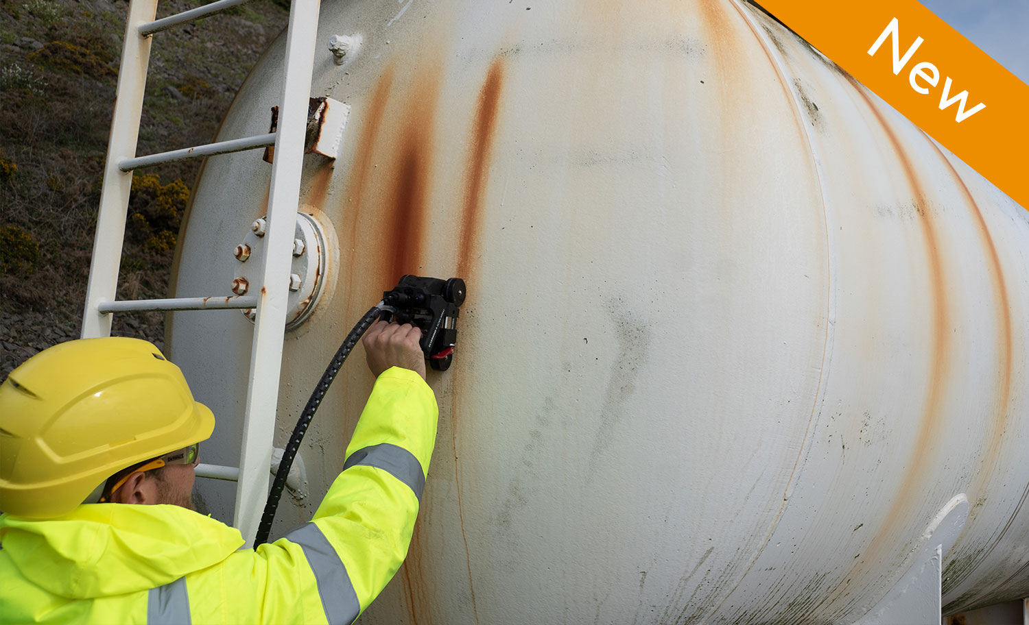 R-Scan array corrosion mapping