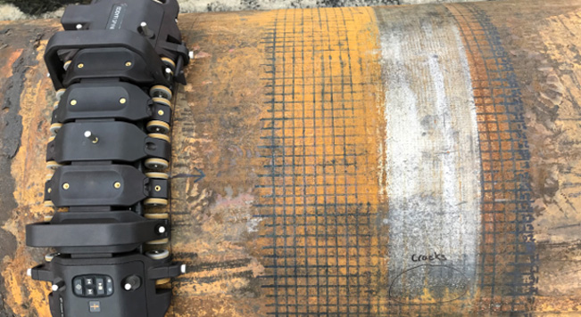 Localized hardening in carbon steel